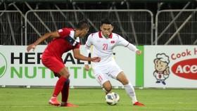 U22 Việt Nam hoàn tất giai đoạn thi đấu tập huấn bằng trận thắng 3-0 trước Kyrgystan