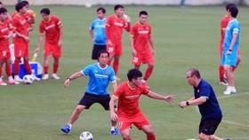 Đội tuyển Việt Nam sẽ hội quân trở lại vào ngày 26-10
