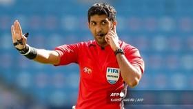 Trọng tài Mohamed Mohammed Abdullah Hassan