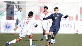 Thái Lan chật vật có trận hòa 1-1 trước Mông Cổ. Ảnh: FA