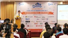 Khởi nghiệp IoT, nhận giải thưởng 100 triệu đồng