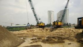 Giá cát tăng mạnh