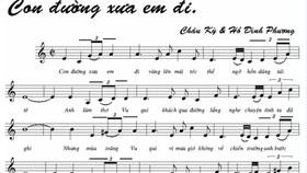 Thực hư việc cấm lưu hành vĩnh viễn 5 bản nhạc trước 1975