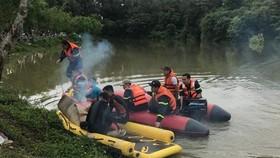 Phát hiện thi thể hai học sinh dưới hồ nước