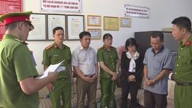 Bắt tạm giam nguyên lãnh đạo, cán bộ Agribank tại Đắk Lắk