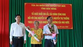 Kỷ luật nhiều cán bộ sai phạm ở Đắk Nông