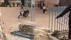 Vụ sập cổng trường ở Đắk Nông: Rà soát lại tất cả các công trình trường học