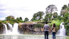 Đã tìm thấy thi thể du khách nước ngoài dưới thác Đray Sáp