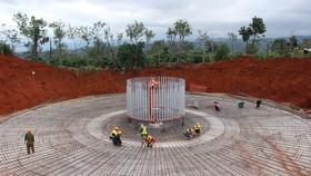 Phát hiện gần 200 lao động Trung Quốc không phép tại các dự án điện gió Đắk Lắk, Đắk Nông