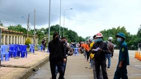 Hàng ngàn người ở các tỉnh thành phía Nam về Tây Nguyên để tránh dịch