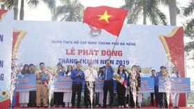 Đà Nẵng: Phát động Tháng Thanh niên năm 2019