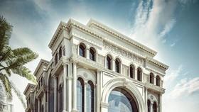 Đất Xanh Miền Trung xây dựng Clubhouse có diện tích khủng 2.300m² tại One World Regency