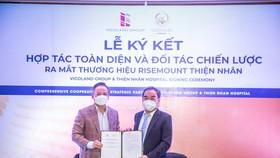 Phát triển hệ thống Bệnh viện Risemount Thiện Nhân với tổng vốn 1.000 tỷ đồng
