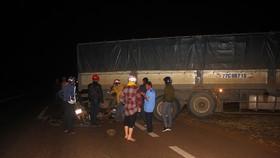 Tai nạn liên hoàn ở Gia Lai, 4 người thương vong