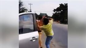 Gia Lai: Cảnh sát giao thông bị hành hung