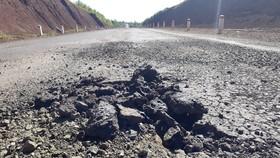 """Đường gần trăm tỷ """"nát bét"""": Đề nghị chủ đầu tư nghiêm túc tìm nguyên nhân khiến đường bị hỏng"""