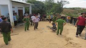 Gia Lai: Một công an viên bị đâm chết do mẫu thuẫn cá nhân