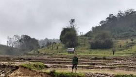 Vụ thi công thủy điện vùi lấp ruộng dân: Cần có phương án đảm bảo an toàn cho người dân