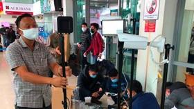 Xét nghiệm SARS-CoV-2 cho toàn bộ nhân viên Cảng hàng không Pleiku