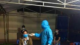 Gia Lai xét nghiệm các trường hợp về từ vùng dịch TPHCM và Đà Nẵng