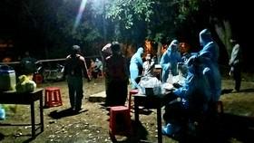 Gia Lai: Phong tỏa tạm thời 1 thôn và 1 trạm y tế do có liên quan đến ca mắc Covid-19