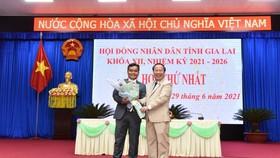 Bí thư Tỉnh ủy Gia Lai được bầu giữ chức Chủ tịch HĐND tỉnh