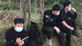 Quang Tri Police looking for illegal immigrant avoiding quarantine