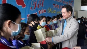 National union to aid key workers during Tet holiday