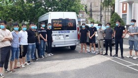 34 potentially illegal Chinese immigrants detained in 3 days