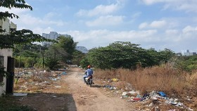 HCMC continues to revoke unused project land