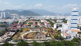 Nha Trang property violation brought to court