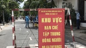 HCMC lists services allowed to operate during new social distancing order