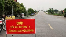 Police to investigate passenger bus spreading Covid-19 in Hai Phong