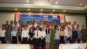 Lãnh đạo và Đại diện 63 trưởng đoàn sở GD-ĐT tham gia tập huấn