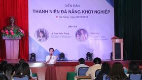 Diễn đàn có sự tham gia của diễn giả Selena Le – Founder & CEO No Waste Việt Nam và diễn giả Lê Diệp Kiều Trang – Founder của Alabaster, cựu CEO Facebook Việt Nam