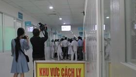Hiện các trường hợp này đã được chuyển đến bệnh viện 199 (Bộ Công an) để theo dõi sức khoẻ và lấy mẫu xét nghiệm theo quy định