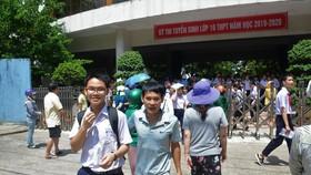 Đà Nẵng dự kiến thi tuyển sinh lớp 10 từ ngày 18 đến 20-7