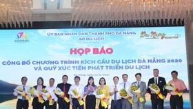 Công bố thành lập Qũy xúc tiến phát triển du lịch TP Đà Nẵng