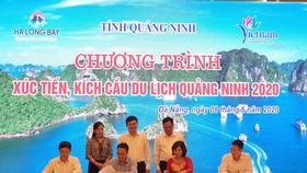 Quảng Ninh và Đà Nẵng ký kết hợp tác phát triển du lịch