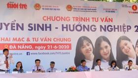 Đà Nẵng: Tư vấn tuyển sinh - hướng nghiệp 2020