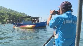 Các thành viên tuyên truyền cho chủ tàu, khách du lịch nắm được các hoạt động bị cấm tại vùng bảo vệ, cung cấp hình ảnh tư liệu để cơ quan chức năng xử lý nếu tái diễn