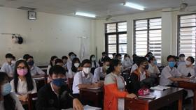 Trường THPT Trần Phú là trường được thí điểm đầu tư hệ thống camera thông minh