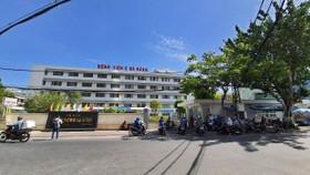Hiện Bệnh viện C Đà Nẵng đã được phong tỏa