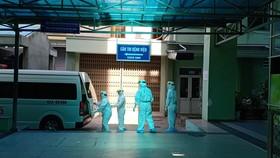 5 bệnh nhân mắc Covid đang được điều trị tại Bệnh viện Đà Nẵng và Bệnh viện Phổi Đà Nẵng