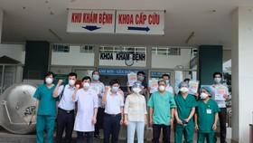 Sau khi khỏi bệnh, số bệnh nhân chạy thận nhân tạo này sẽ được chuyển đến bệnh viện Da liễu TP Đà Nẵng