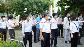 Trước đó, Đà Nẵng xét nghiệm 50 cán bộ thuộc Ban In sao đề thi kỳ thi tốt nghiệp THPT 2020