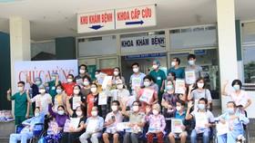 Ngày 26-8, Đà Nẵng cho xuất viện 34 bệnh nhân Covid-19