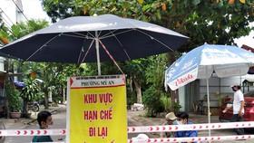 Đà Nẵng thiết lập cách ly y tế đối với một khu vực ở quận Ngũ Hành Sơn