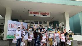 Bệnh viện Dã chiến Hòa Vang cho xuất viện 20 bệnh nhân mắc Covid-19