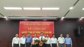 Đà Nẵng có tân Phó Giám đốc Sở Tài nguyên - Môi trường